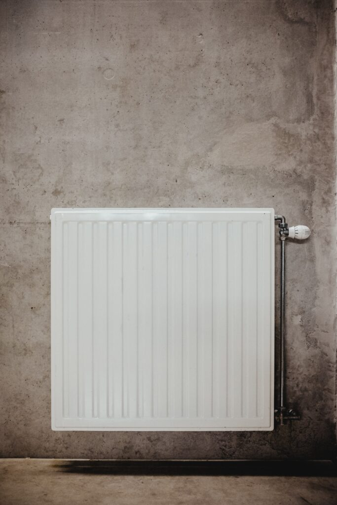 home heating unit